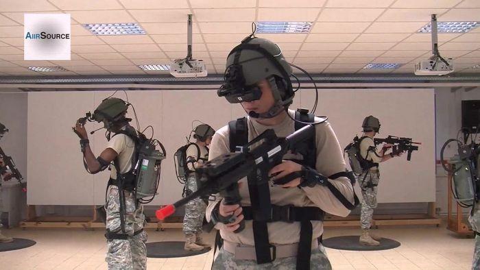 Виртуальная реальность - курс молодого бойца