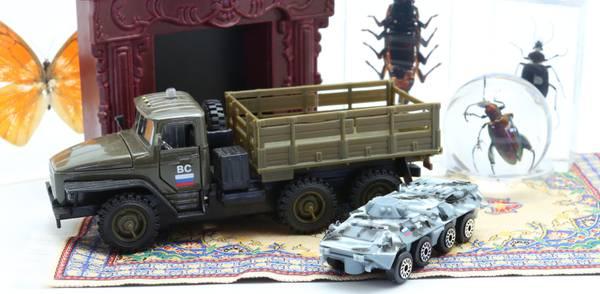 Военные машинки технопарк