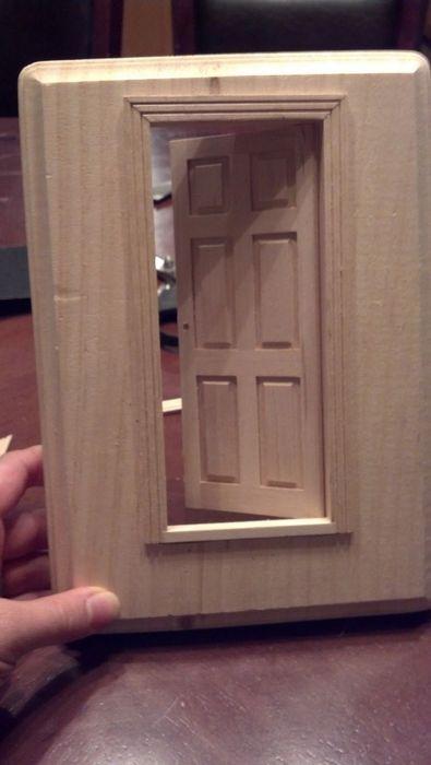 Волшебные двери для феи opening fairy doors
