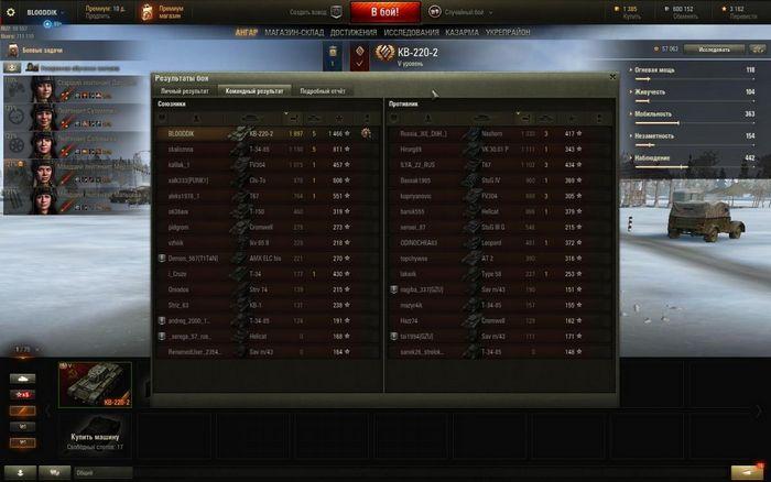 Wargaming: танковое сражение, набор танков и бонус-код 1500 ед. золота + тяжелый танк кв-220