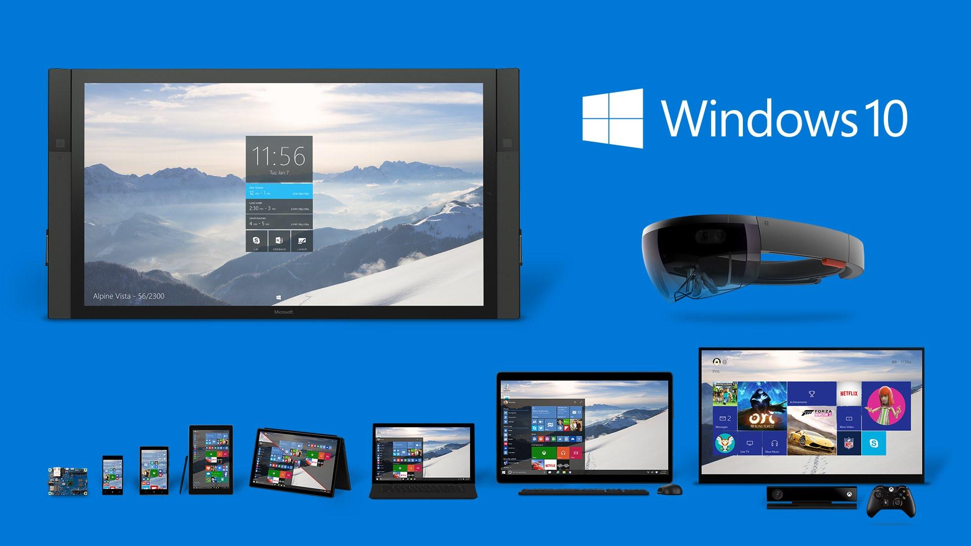 Windows 10 - восемь самых важных нововведений для геймера