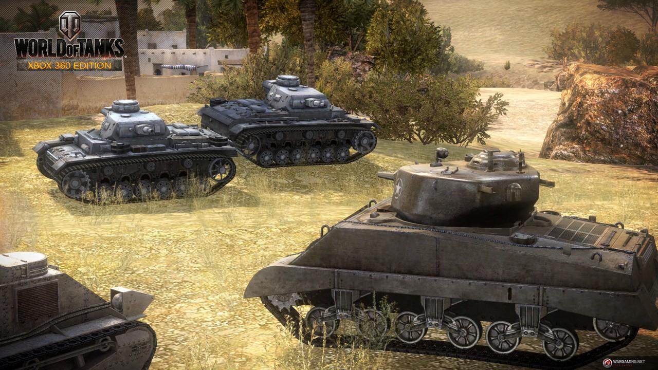 World of tanks: xbox 360 edition - первый взгляд на збт