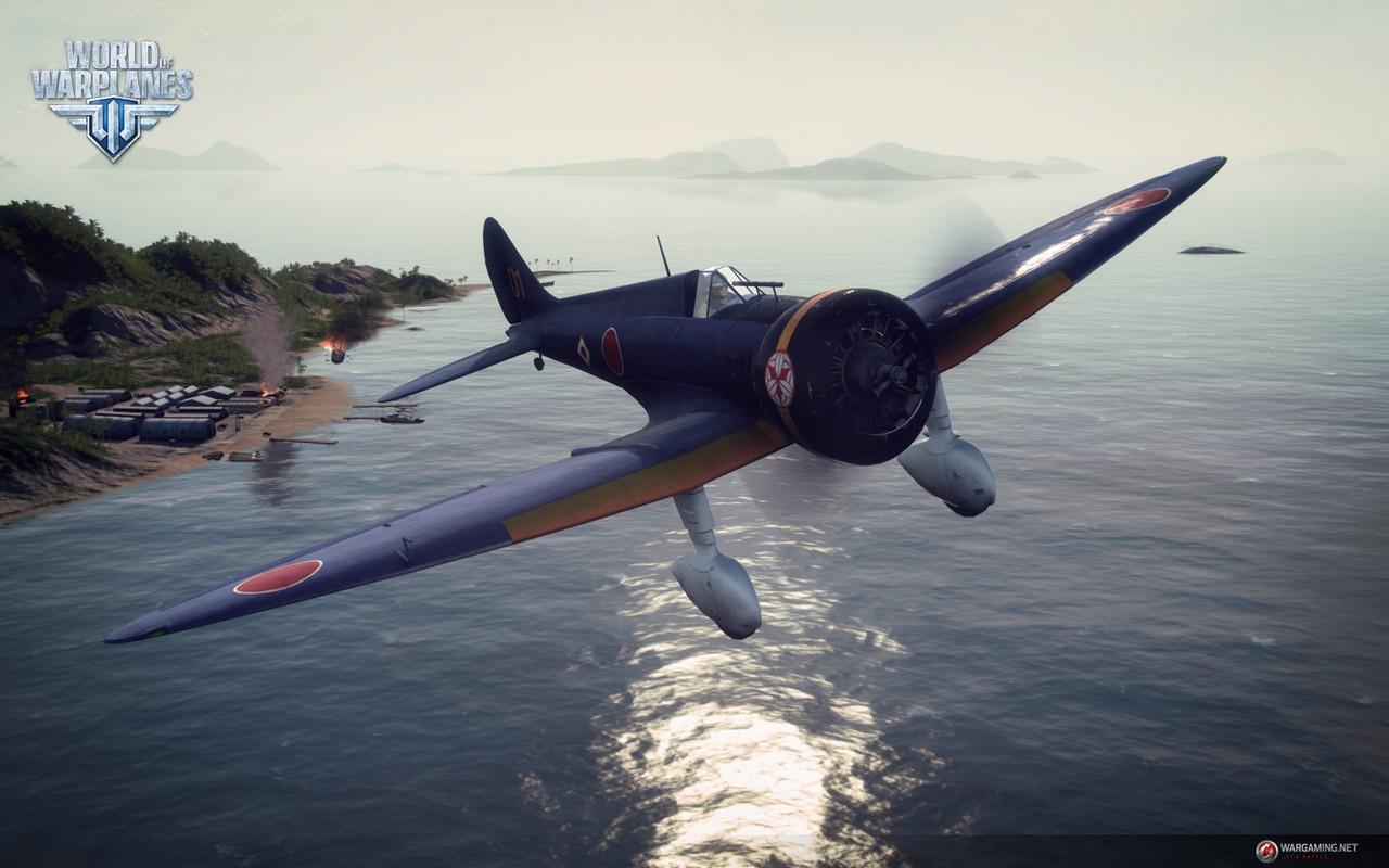 World of warplanes - первый взгляд на релизную версию